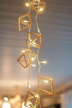 El mundo de la decoración tienen unas cuantas piezas que son reconocibles bien por su fama, por su diseñador o por su diseño. Este último caso es el de los Himmeli...