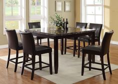 Harvard Counter Height Dining Table