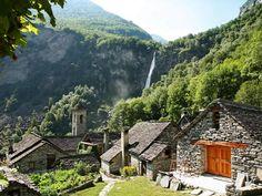 Nuclei della Val Bavona - Ticino Tourism