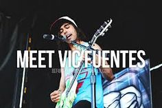 I have to meet him...there's so many things I have to tell him. There's so many things I have to tell all of Pierce The Veil