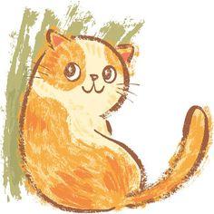"""""""Fat Cat"""" by Toru Sanogawa from Fujisawa, Japan"""