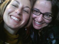 A Milano con @Rachele Muzio per la prima grande avventura di @Cowinning - 21 marzo 2103 - Giornata della Memoria e dell'Impegno in ricordo delle vittime di mafia