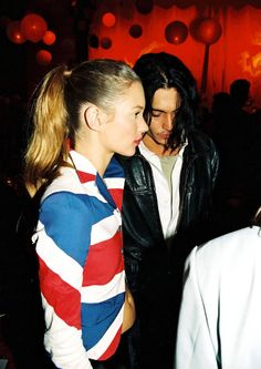 "black-is-no-colour: ""Kate Moss & Johnny Depp 1994. She wears a jacket by John Galliano, Spring 1993 collection. Source: Hello-Style. "" #johnnydepp #depp #katemoss #style #fashion #90s #80s #inspiration #vintage #retro #girl #boy #beauty #love"