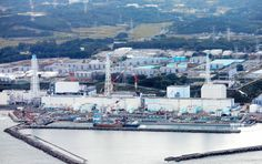 Unseasonal glow: record radiation levels at #Fukushima #prayforJapan  (Asahi Shimbun photo)