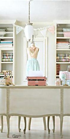 Pretty Pastels ● Office