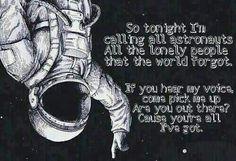 Simple Plan My Life <3 Astronaut.
