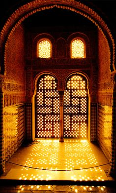 Morocco #golden #light