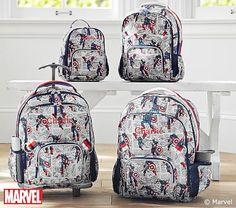 Captain America™ Backpacks #pbkids