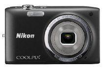 Nikon CoolPix S2700 black