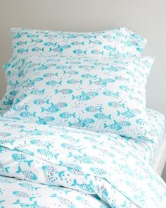 Costal Biscayne Starfish Coral Fish Seashell Quilt