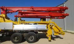 Concrete Pump Depot is the supplier of new & used concrete pumps for sale. Buy varieties of boom pumps, trailer pumps & accessories from top brands such as Schwing, Putzmeister, Alliance, and Concord. Jun Jin, Trailers For Sale, Concrete, Trucks, Pumps, Pumps Heels, Track, Truck, Pump