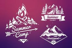 Summer camp and national park