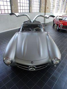 The Mercedes 190SL