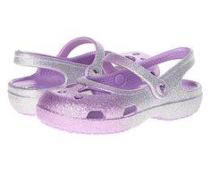 5a4b3b1e0 Crocs Kids Shayna Hi Glitter Ombre (Toddler Little Kid)