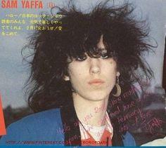 Sami Yaffa , Hanoi Rocks