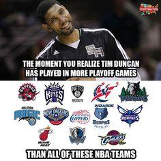 Spurs Tim Duncan