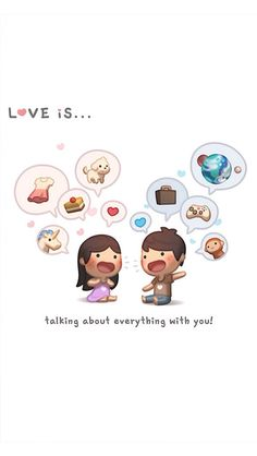 Love is....<3