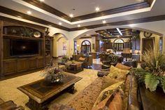 Living Area. #DTH #DreamHome