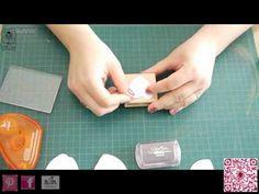 Découpe de contours de tampons à la Silhouette Débutants (2e partie) Utilisation d'un positionneur de tampon maison ! #DIY