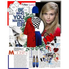"""Be who you wanna be"" by anne-mclayne on Polyvore"