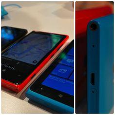 Great hardware industrial design. Nokia Lumia N920.