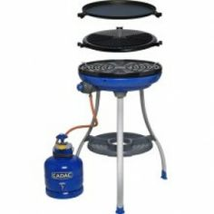Give the taste of the great outdoors this Christmas with this Cadac Carri Chef Grill Combo for just £115 at BBQ Talk. Easy to store, carry and assemble, they will use this gift over and over again!