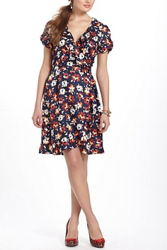Rosalyn Wrap Dress - Anthropologie.com