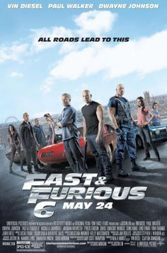 Furious 6 (2013) - MovieMeter.nl