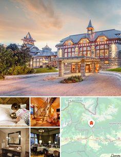 O hotel situa-se em Strbske Pleso, um lago de montanha pitoresco e um magnífico destino turístico nas Tatras Altas. O centro da cidade localiza-se a cerca de 500 m do hotel e contempla restaurantes, bares, pubs e um centro de informação turística. Conta ainda com uma estação de comboios e de autocarros. Existem pistas de ski a cerca de 1 km de distância.