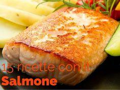 Il salmone è un pesce prelibato ed è considerato un alimento benefico per la salute. Al forno, alla griglia, bollito o crudo, sono tantissime le ricette per assaporare il suo gusto raffinato.