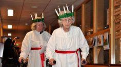 Lucia Tag Fest Lichterkönigin Lichterfest Licht 13. Dezember Weihnachten Vorweihnachtszeit Advent Schweden