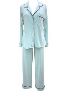 Gisele Pajama Set - Peppermint