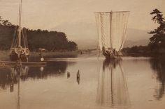 Boats & Fujiyama