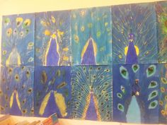 Primary School, Art Lessons, Education, Artwork, Crafts, Painting, Kunst, Color Art Lessons, Upper Elementary