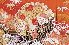 【豆知識】打掛の模様の意味・由来 その3 | 着物美人公式ウェブサイト -KIMONO BIJIN-
