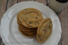 Sweet and Spicy Chocolate Chip Cookies These sweet treats are inspired by the thought of Mexican hot chocolate. With it being the middle of summer it is just too hot to enjoy a cup right now, so all I can do is think about the hot, creamy beverage and figure out ways to enjoy the...