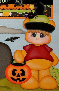 ELITE4U JULIE CHILD DISNEY premade scrapbook layout pages 4 album paper piecing
