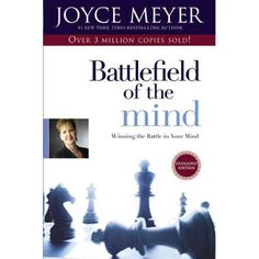 Excellent Christian book by Joyce Meyer