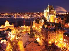 Explore the best site to inspire yourself or to plan a trip to Québec City, Canada. Old Quebec, Quebec City, Ottawa, Calgary, Province Du Canada, Vancouver, Chateau Frontenac, Discover Canada, Toronto