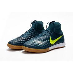 Nike Magista - Billige Nike MagistaX Proximo II IC Blå Brown Grøn d12b934b1d313