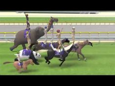 'Japan World Cup 3': The most ridiculous horse racing video game EVER | HORSE NATION