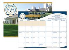 Golf Club Calendar #Calendar #design #graphicdesign #countryclub #golf #agency Calendar Calendar, Calendar Design, Monday Tuesday Wednesday, Golf, Florida, Branding, Graphic Design, Club, Brand Management