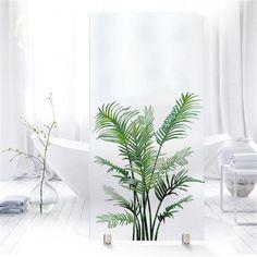 Static Cling, Decor, Shower Screen, Heat Insulation, Window Stickers, Basic Shower Curtain, Vinyl Sticker, Glass Etching Designs, Vinyl