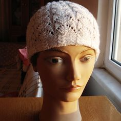 crochet hat Winter knitting hat handmade christmas gift beanie hat,blue hat, special design Knitted slouch hat winter