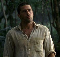 """1.05 """"White Rabbit"""" – JACK: I'll come with you. LOCKE: No. You need to finish what you started. JACK: Why? LOCKE: Because a leader can't lead until he knows where he's goin'. [Locke walks off into the jungle, leaving Jack standing there.]"""
