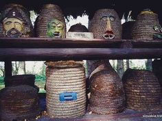 Bee-keeping and honey-picking Bee Keeping, Interior Inspiration, Travel Europe, Bees, Honey, Google Search, Places, Honey Bees, Lugares
