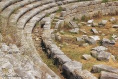 https://flic.kr/p/zs2nFB   Perge, Turkey   Perge, Turkey Ancient Roman ruin- only half of the stadium left and other bit and pieces are preserved by the museum.