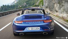 ポルシェ 911カレラ4、カレラ4Sの予約開始|Porsche | Web Magazine OPENERS - PORSCHE