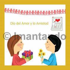 #FelízSábado, Feliz día del #amoryamistad! #DiaDeAmoryAmistad