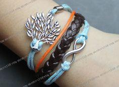 Life Tree Bracelet- via Etsy.